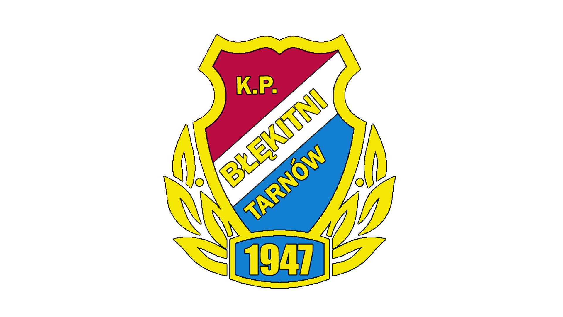 logo Błękitni 1947 Tarnów